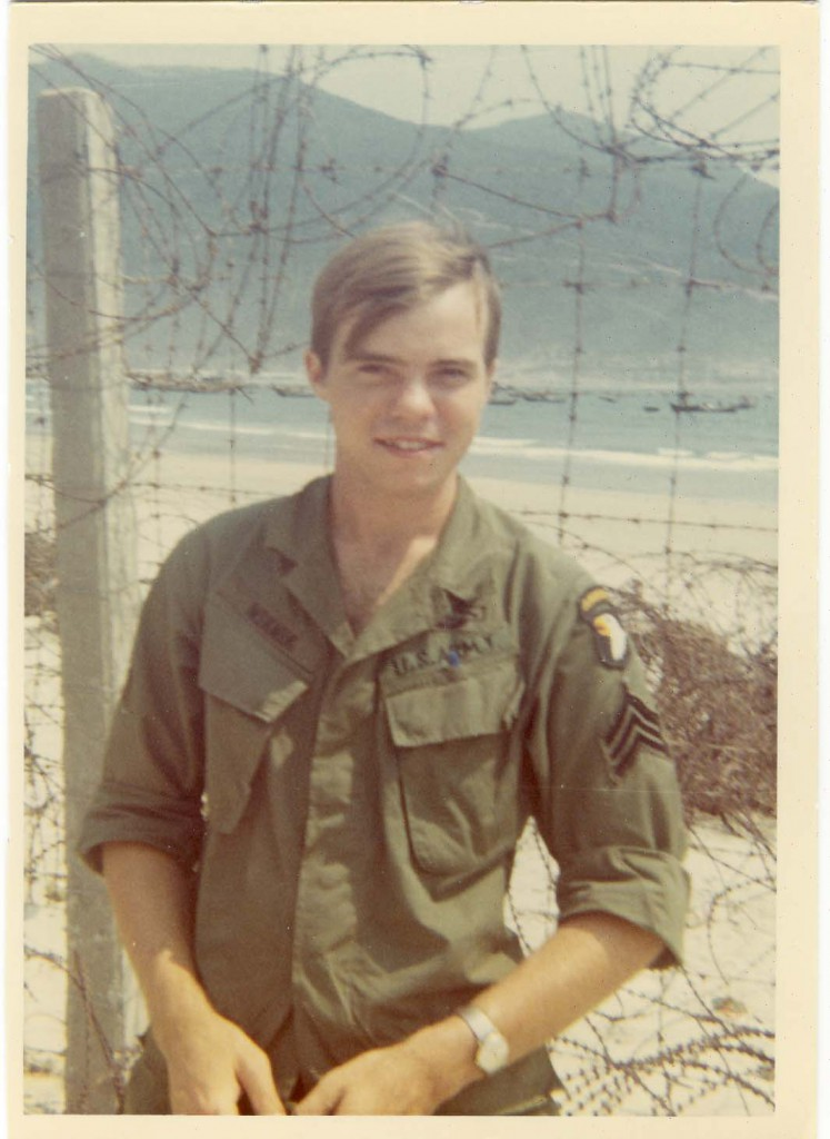 Athur Wiknik Jr - February 1970 - 95th Evac Hospital Da Nang