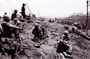 Hamburger Hill - Day After - AP Wide World